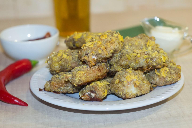 Крылышки кфс в домашних условиях рецепт пошагово