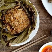 Сладкий рис в духовке