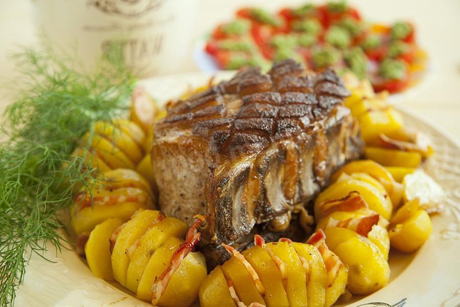 свинина корейка в духовке рецепты с фото