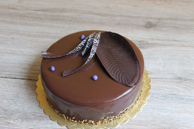 Торт два шоколада пошаговый рецепт