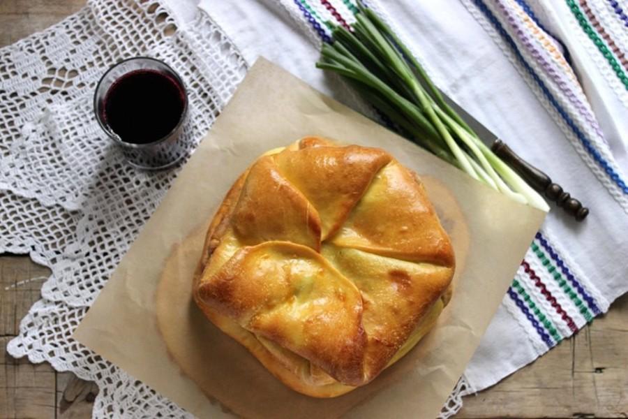молдавские плацинды в духовке рецепт с фото