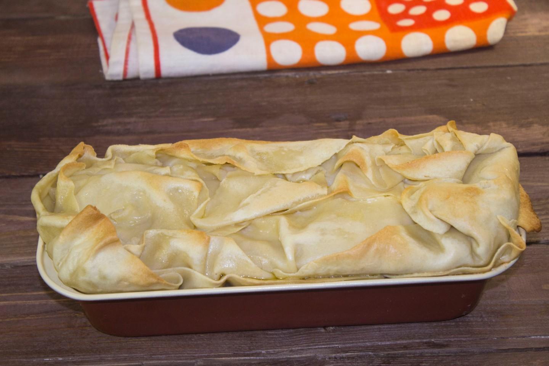Ленивый сабурани рецепт пошагово в