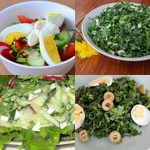 ТОП-5 лучших весенних полезных салатов