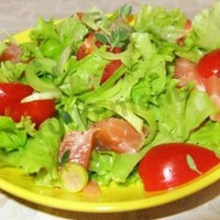 Салат с селедкой лёгкий