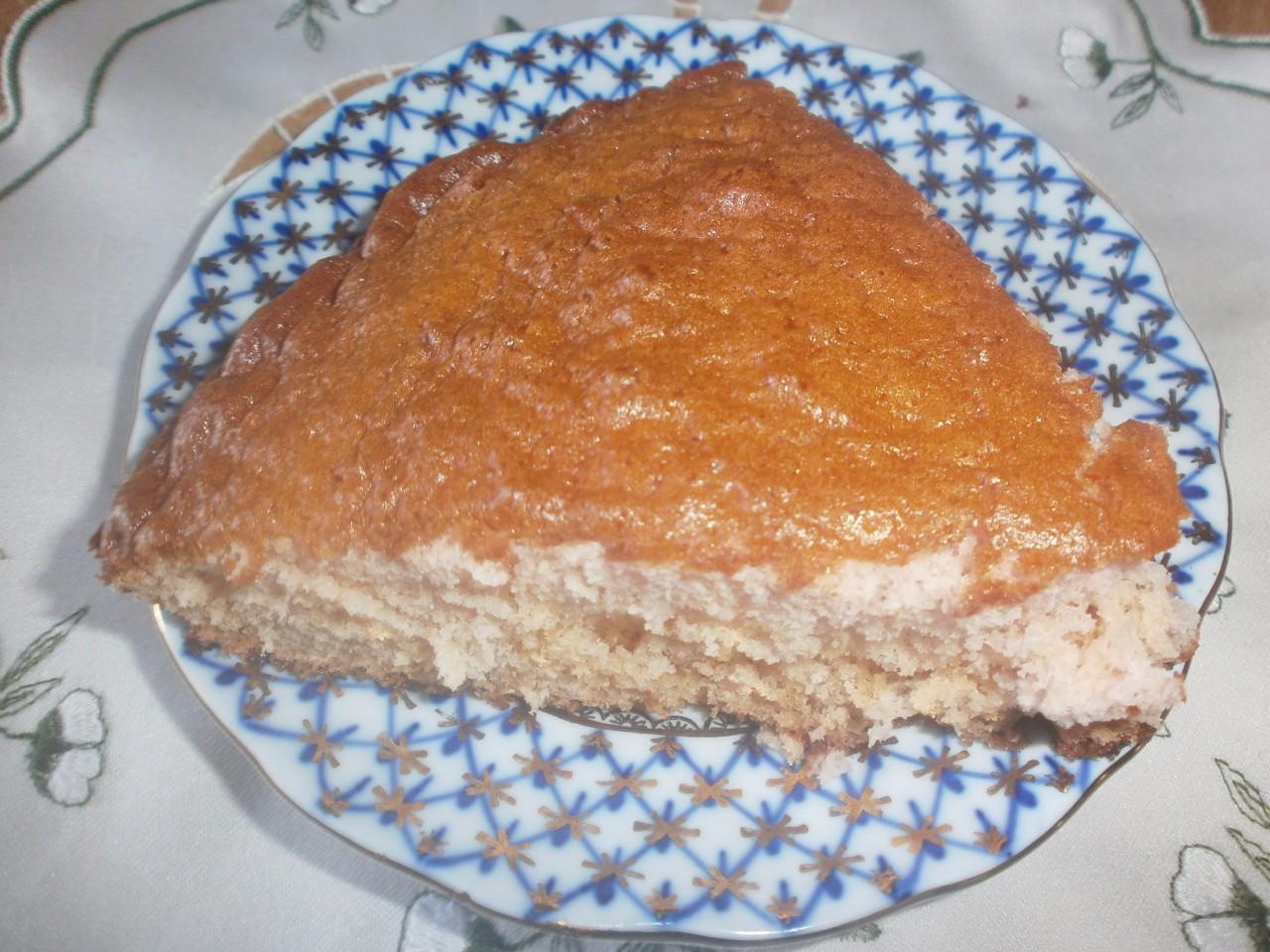 Чайный пирог в мультиварке рецепт