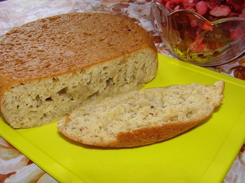 хлеб в мультиварке рецепты простые