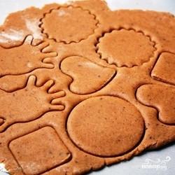 Печенье из овсяных хлопьев пошагово
