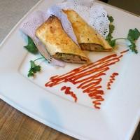 тортилья с курицей и сыром рецепт с фото пошагово