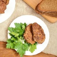 оригинальный рецепт оладьев из печени