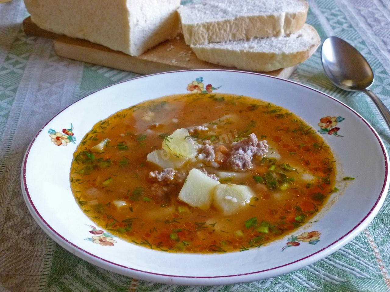 Как правильно варить суп