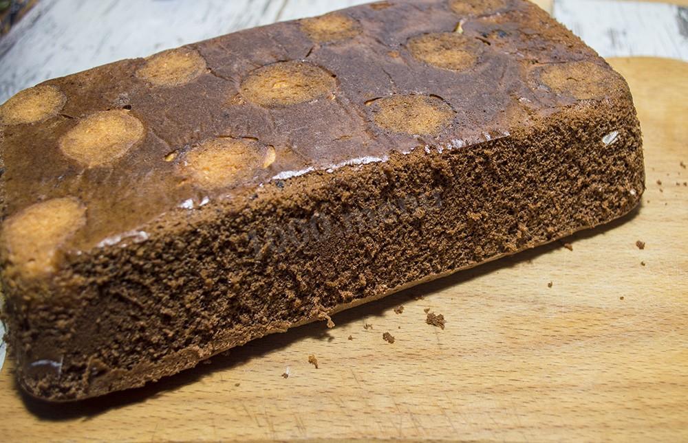 Шоколадный муссовый торт рецепт с пошагово