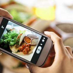 Как делать снимки еду Пособие с целью начинающих