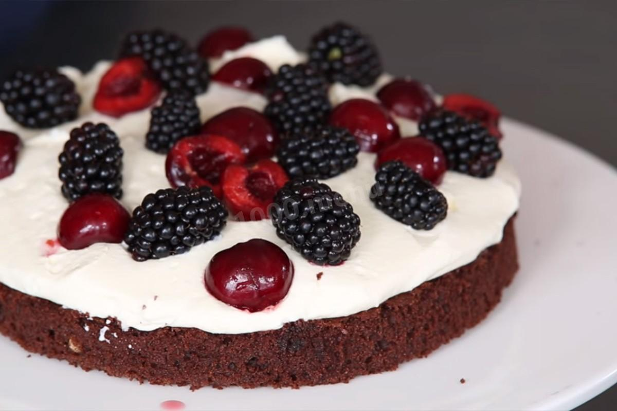 Торты  рецепты вкусных домашних тортов