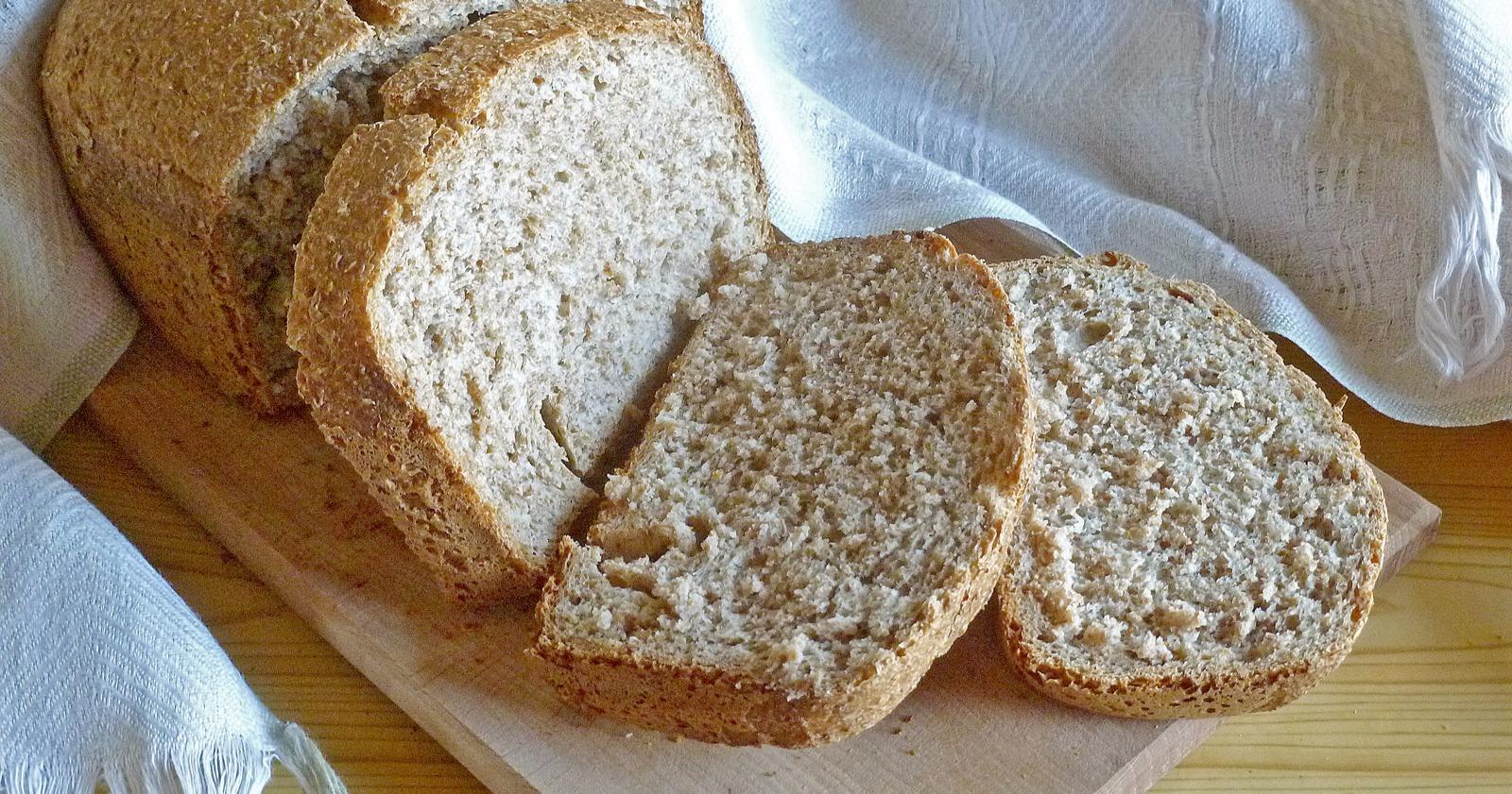 Хлеб пшеничный Сырный кусочек Италии в хлебопечке