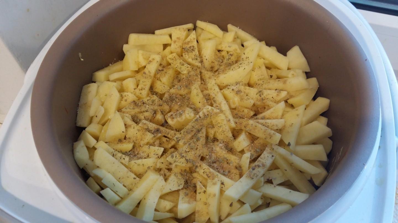 Тушёный картофель с капустой в мультиварке рецепты