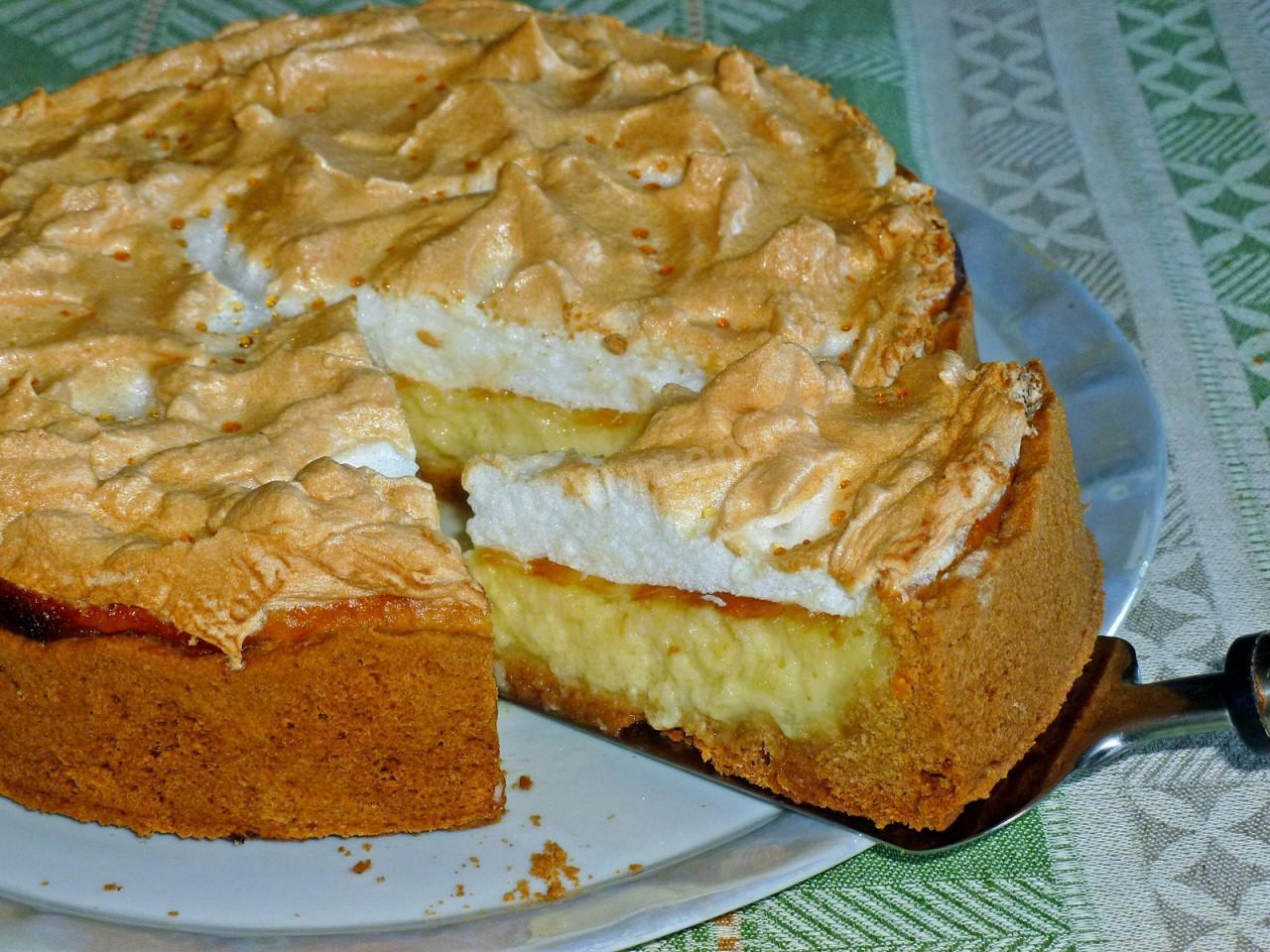 Творожный пирог из крошек рецепт европейская кухня: выпечка