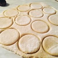 Сдобное тесто без дрожжей