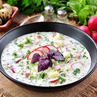 Сырный суп с копченой курицей рецепт пошагово 57