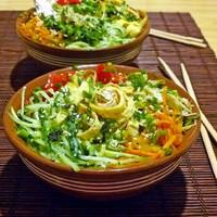 Суп Кукси по корейски