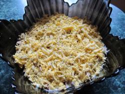 """Салат """"Нежность"""" с курицей – кулинарный рецепт"""