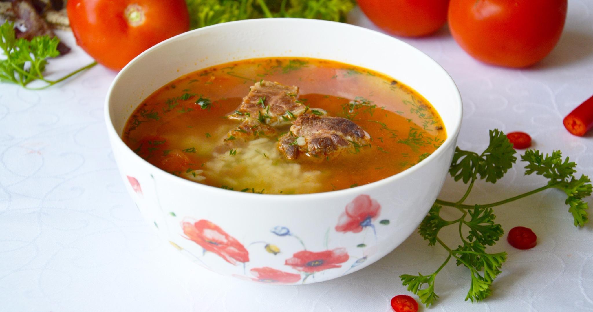 гороховый суп вегетарианский походный рецепт