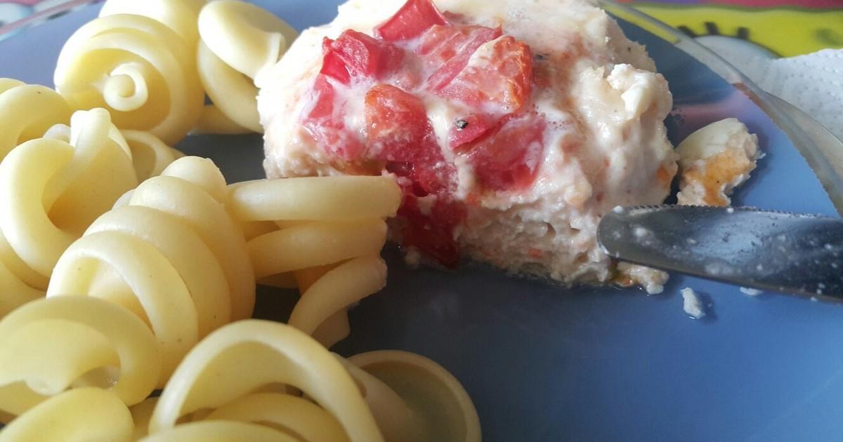 Курица помидоры картофель сыр в духовке