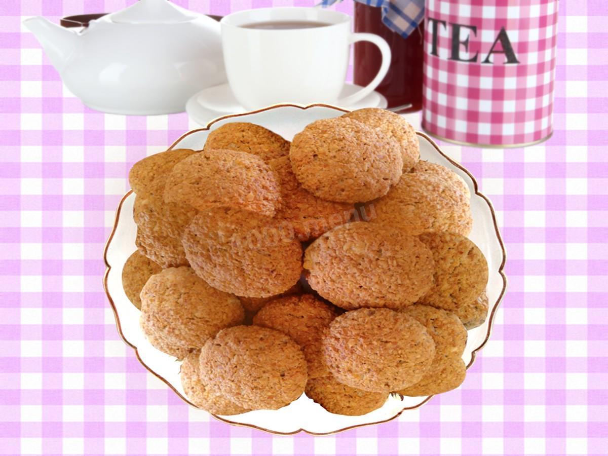 Калории печенье с творогом — 9