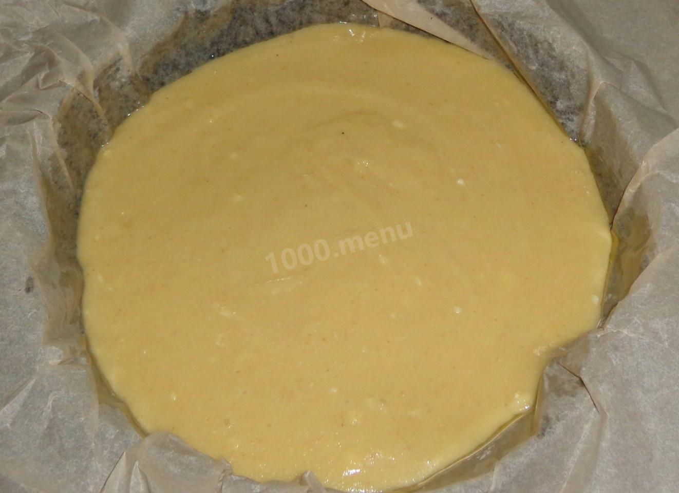 Манник на молоке с ягодами рецепт пошагово в духовке 72