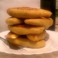 Картофельные зразы с сайрой