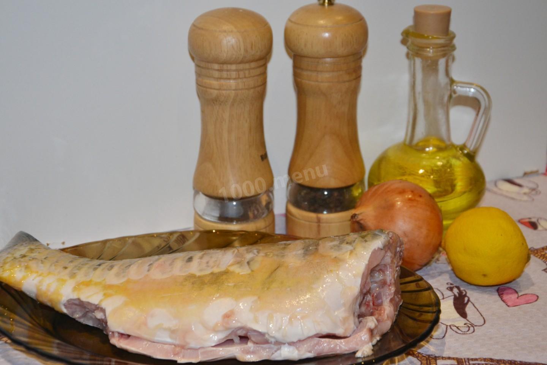 Рыба в духовке - 503 рецепта приготовления пошагово - 1000 10