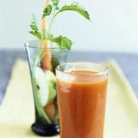 Кисель из моркови