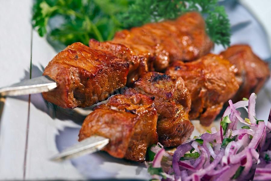Шашлык из свинины старинный рецепт