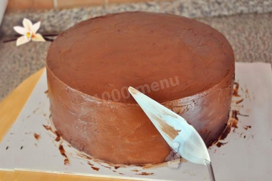 Мастика для торта шоколадная в домашних условиях