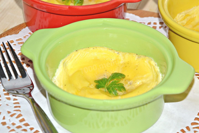 Как сделать сладки омлет