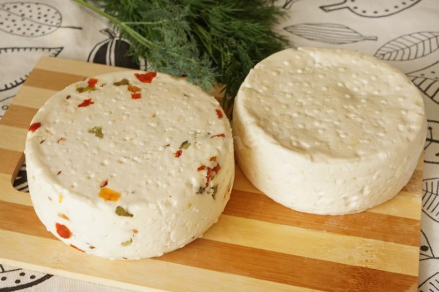 Научитесь готовить вкуснейший твердый сыр в домашних 70