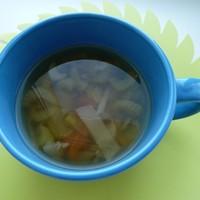 Диетический суп из сельдерея для похудения