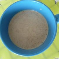 Суп крем из шампиньонов со сливками