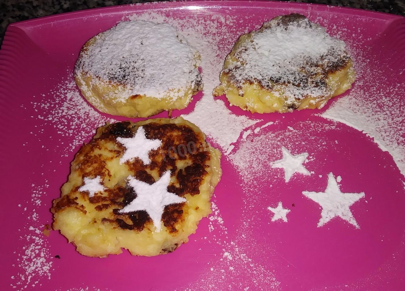 Сырники из творога самый вкусный рецепт пошагово 2