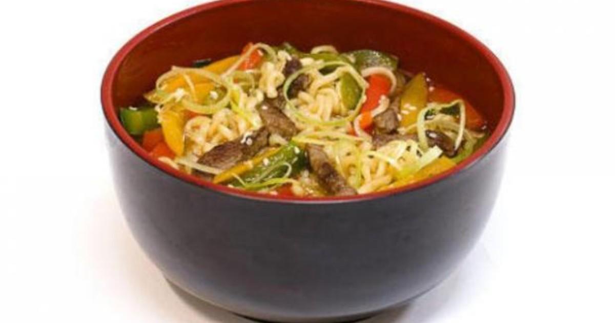 самые вкусные супы рецепты из говядины азиатской кухни