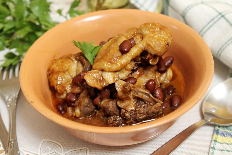 Варить фасоль рецепт пошагово в