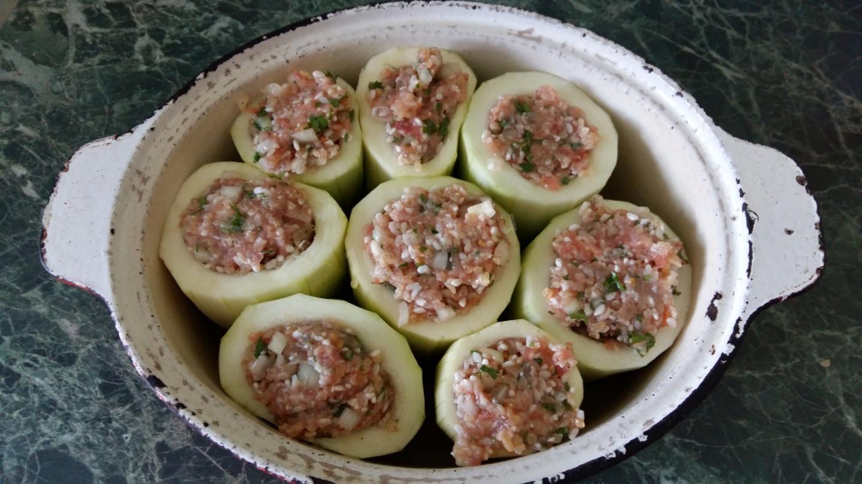 блюда из кабачков с мясом рецепты быстро и вкусно с фото