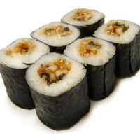 Суши роллы с угрем в домашних условия