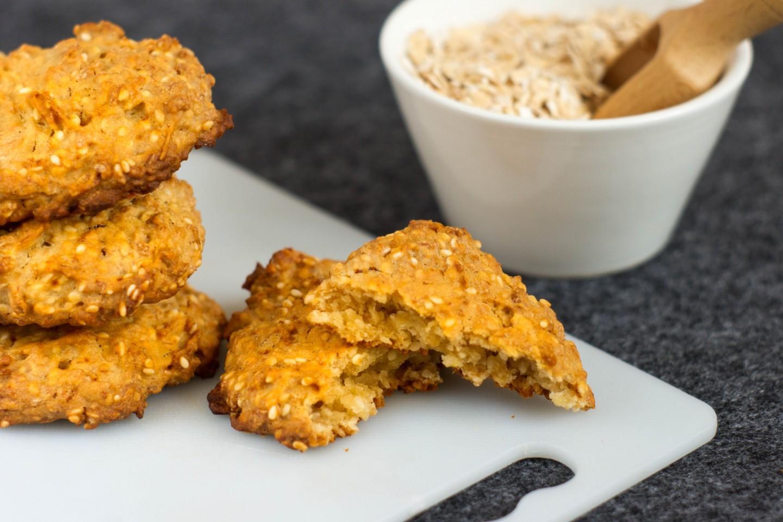 Овсяное печенье без яиц - пошаговый рецепт с фото: как