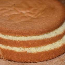 Как легко нарезать бисквит на коржи