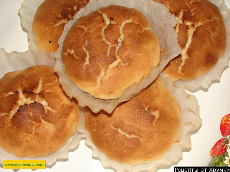 мини кексы рецепт с фото пошагово