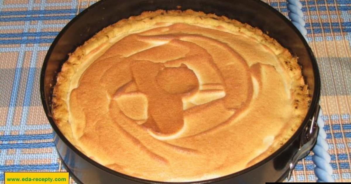 Рецепты пирога с из песочного теста