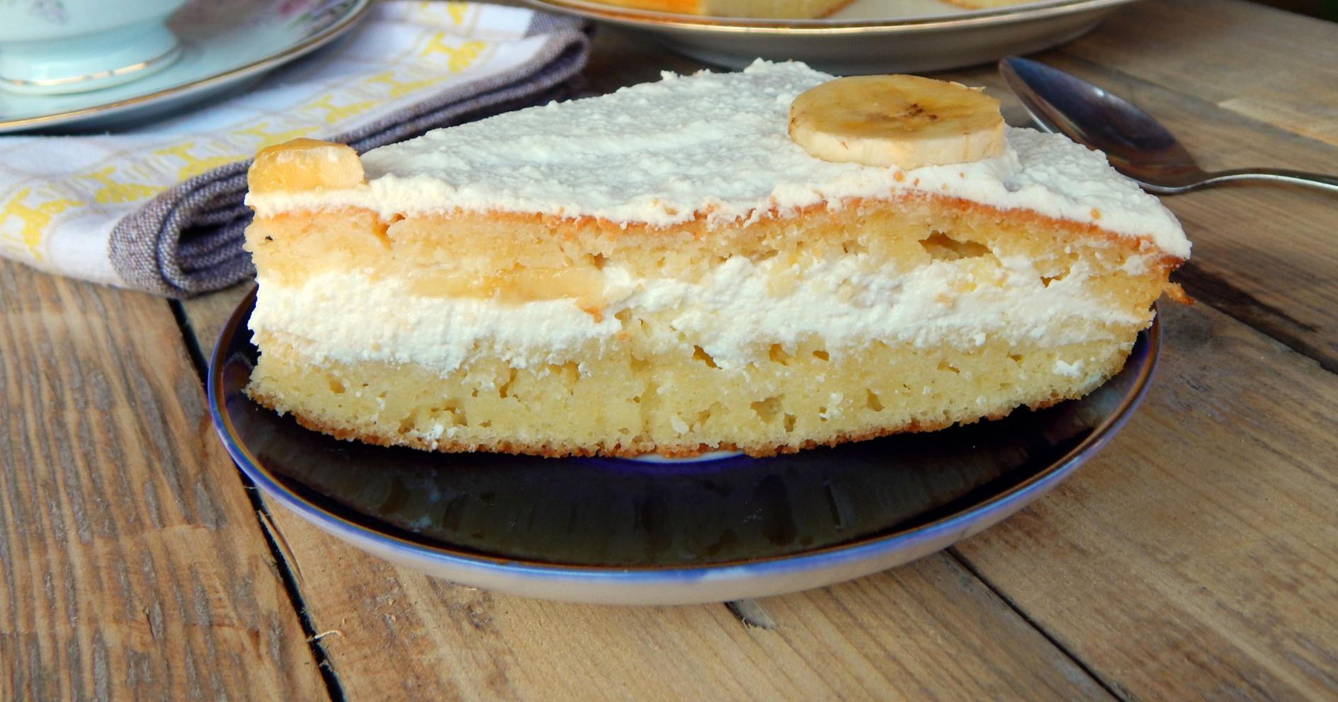 Торт на кефире рецепты пошагово