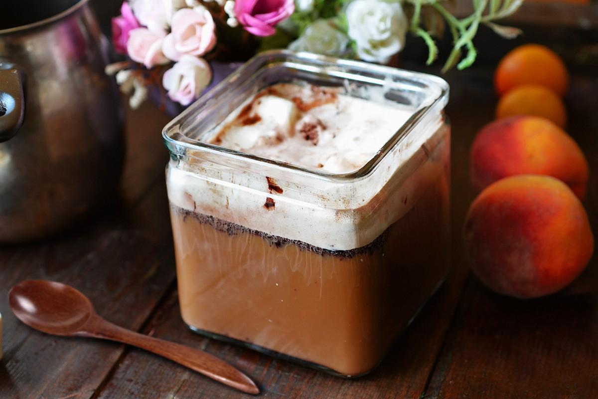 Холодный кофе Гляссе рецепт с фото - 1000.menu