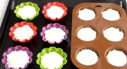 Запеченные сырники с манкой - рецепт пошаговый с фото