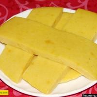 Мамалыга на молоке по-румынски